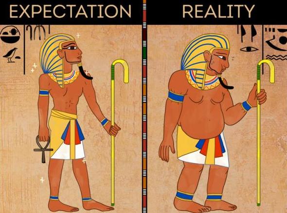 13 sự thật kỳ lạ về Ai Cập cổ đại - 1