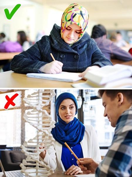 Con gái Ả Rập khổ sở với những quy tắc hà khắc - 4