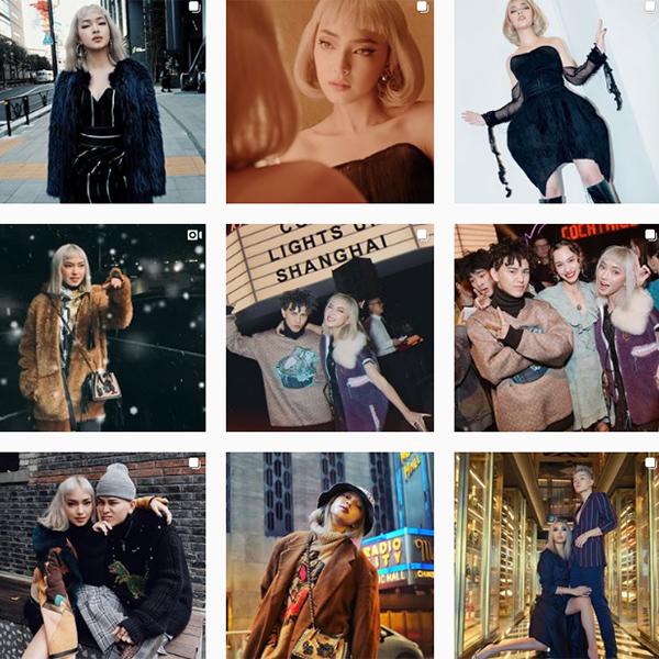 Đi lên với vai trò là một người mẫu lookbook, Châu Bùi dần trở thành fashion icon đình đám, thu hút hơn 1 triệu người theo dõi. Mang chất điên vào cách phối trang phục, cô nàng cùng Decao tạo thành bộ đôi độc nhất vô nhị trong Vbiz, có khả năng làm gì cũng khiến người ta phải tò mò theo dõi.