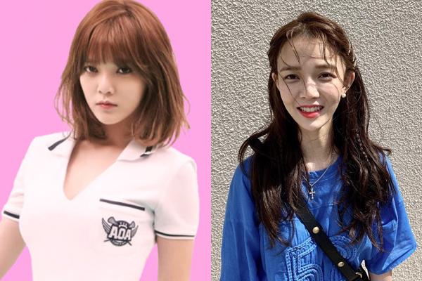 Gần đây, Ji Min gây xôn xao cộng đồng fan Kpop khi xuất hiện với diện  mạo gầy gò, khuôn mặt hốc hác, cằm nhọn khác hẳn vẻ tròn trịa trước đó. Trưởng  nhóm AOA bị cho là đã giảm cân quá mức khiến thân hình gợi cảm khi xưa  biến mất.