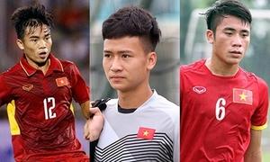 U22 Việt Nam chốt danh sách 23 cầu thủ dự U22 Đông Nam Á