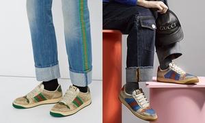 Giày bẩn 'giá cắt cổ' là phụ kiện hot trend