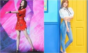 5 mỹ nhân 10X 'cao không đợi tuổi' của Kpop