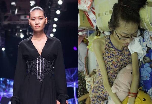 Người mẫu Kim Anh qua đời ở tuổi 26.
