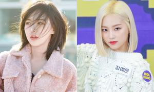 5 idol được khen 'đẹp hơn vạn lần' nhờ cắt tóc ngắn