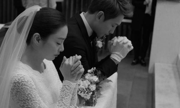 Đám cưới giản dị của cặp sao năm 2017.