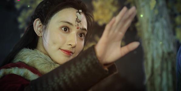 Diễn xuất quá lố nhưng không thể phủ nhận nhan sắc rực rỡ của nữ chính Đông Cung - 2