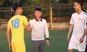 Phan Văn Đức so kè sút bóng trúng bưởi với Văn Quyến, Vũ Như Thành