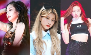 BXH nữ idol tháng 2: Jennie vẫn 'bá chủ', ITZY bắt đầu 'chiếm sóng'