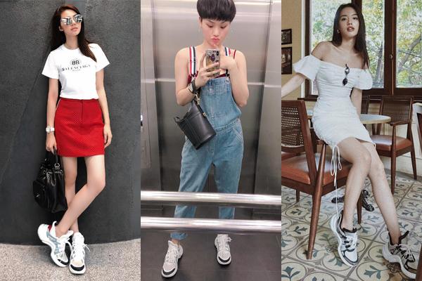 Các sao Việt sành điệu hầu như ai cũng sở hữu một đôi giày này.