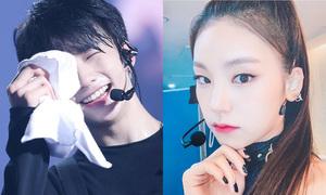 5 idol mắt một mí vừa đẹp vừa sang của nhà JYP