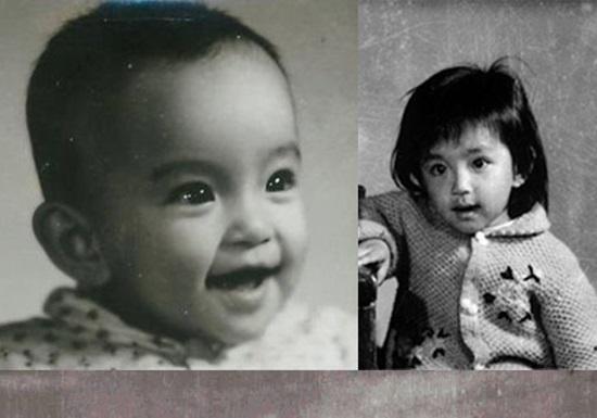 Nhận dạng mỹ nhân Hoa ngữ từ thuở bé xíu - 4