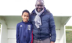 Cầu thủ 11 tuổi trùng tên họ với ngôi sao Kylian Mbappe