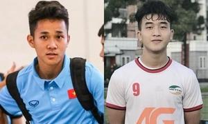Hai cầu thủ Việt Nam được fan nữ truy lùng sau trận mở màn U22 Đông Nam Á