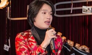 Quang Trung khóc như con nít trong buổi offline