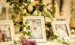 Đám cưới Vũ Ngọc Ánh - Anh Tài đầy hoa tươi, nến lung linh