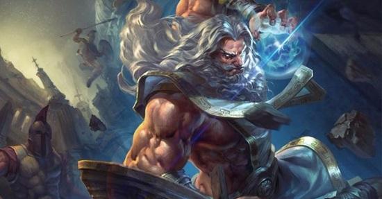 Bạn biết gì về Thần Zeus quyền năng? - 6