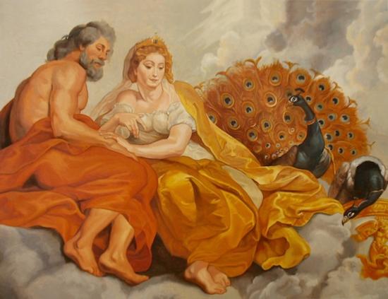 Bạn biết gì về Thần Zeus quyền năng? - 8