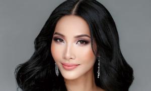 Hoàng Thùy xác nhận thi Miss Universe nhưng người đại diện nói: 'Còn phải chờ'