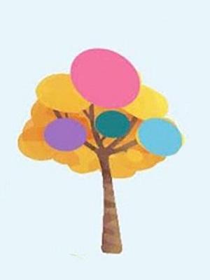 Trắc nghiệm: Chiếc cây sắc màu ẩn chứa điều gì hay ho về bạn? - 2