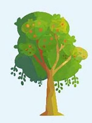 Trắc nghiệm: Chiếc cây sắc màu ẩn chứa điều gì hay ho về bạn? - 3