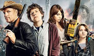 Vượt qua 'thử thách 10 năm', dàn diễn viên 'Zombieland' hội tụ trong phần mới