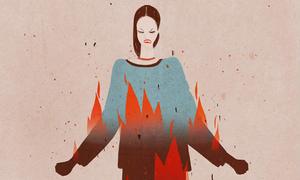 Điều gì xảy ra với cơ thể bạn khi giận dữ?
