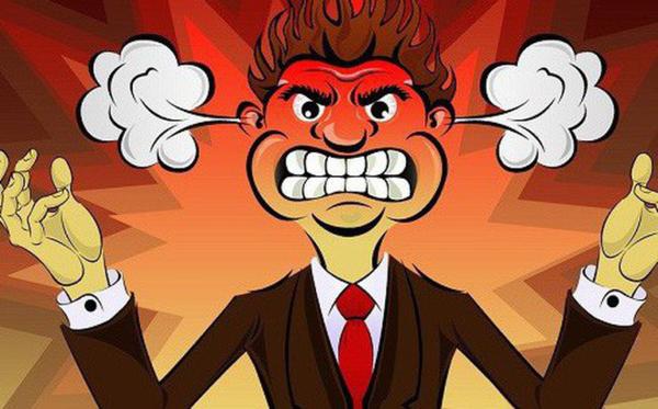 Điều kỳ lạ xảy ra với cơ thể bạn khi bạn tức giận - 1