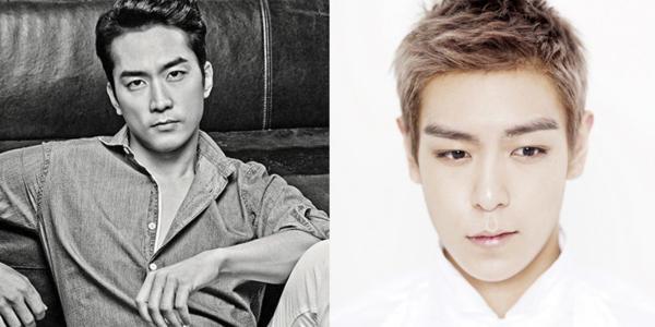 Song Seung Hun và T.O.P.