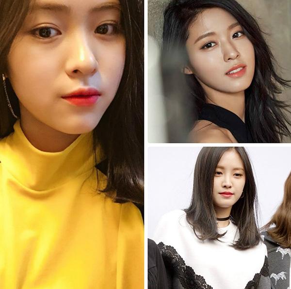 Một số netizen lại cho rằng nét đẹp của ITZY là sự kết hợp của Seol Hyun (ảnh trên) và Na Eun.