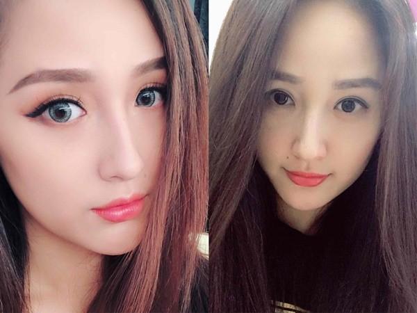 Chọn kính áp tròng không phù hợp có thể khiến mắt trông đơ và giả. Nhiều lần người đẹp sau khi tút tát mắt kỹ càng thậm chí còn không có hồn bằng trang điểm đơn giản, không đeo lens.