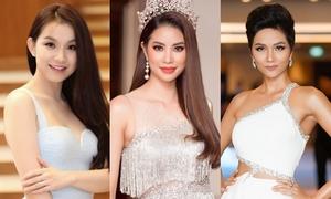 Đường tình duyên của các Hoa hậu Hoàn vũ Việt Nam