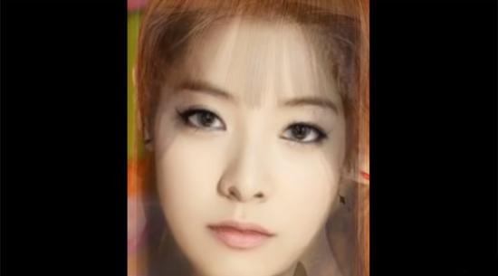 Trộn khuôn mặt các thành viên, đố bạn đó là girlgroup nào? - 6