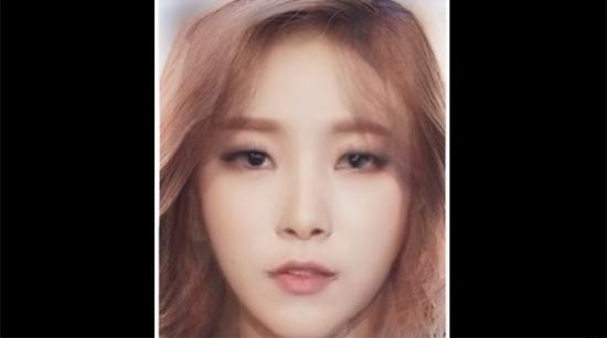 Trộn khuôn mặt các thành viên, đố bạn đó là girlgroup nào? - 8