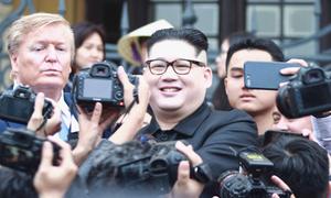 Howard X - người đàn ông kiếm bộn tiền nhờ đóng giả Kim Jong-un