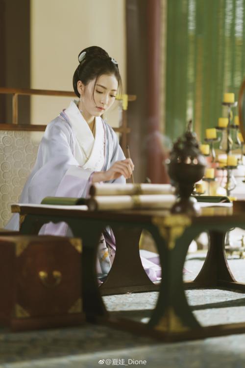 Dàn nữ phụ của Đông Cung cũng sở hữu nhan sắc cực phẩm