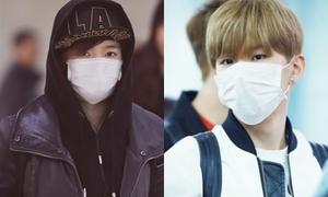 Paparazzi có nhận ra idol Hàn sau lớp khẩu trang? (5)
