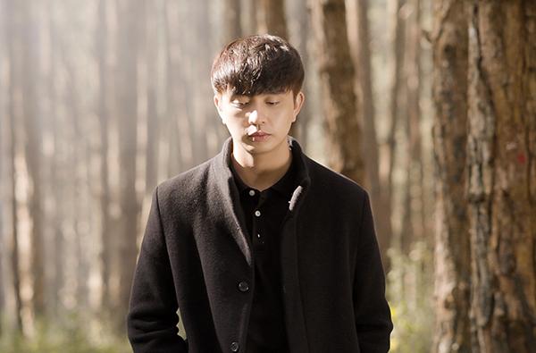Danny Võ cho biết ca khúc được hòa âm phối khí hoàn toàn tại Hàn Quốc.