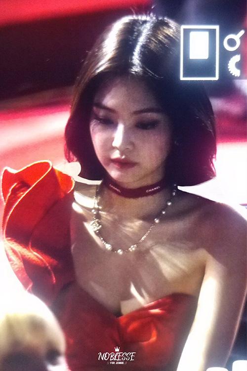 Black Pink để tóc ngắn: Ji Soo, Lisa là cực phẩm, Jennie không hợp - 8