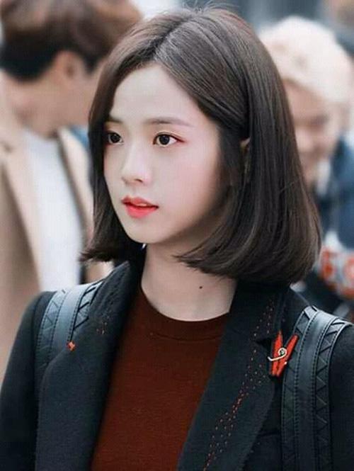 Black Pink để tóc ngắn: Ji Soo, Lisa là cực phẩm, Jennie không hợp - 1