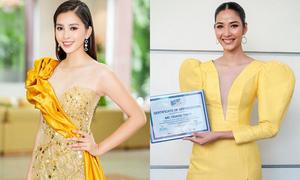 Dàn hoa hậu, á hậu Việt liên tiếp bị chê mặc sến