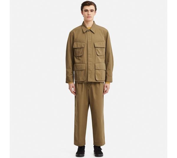 Uniqlo tung ra thiết kế độc lạ: Áo khoác Kim Jong-un