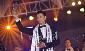 Mỹ nam Việt đăng quang Mister International 2019