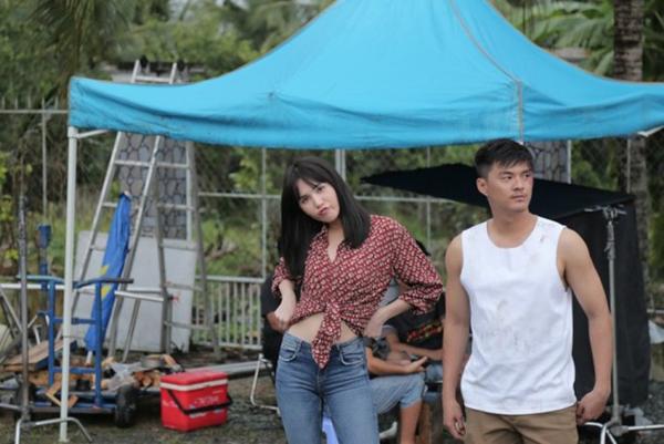 Lâm Vinh Hải trong phim Vu quy đại náo.