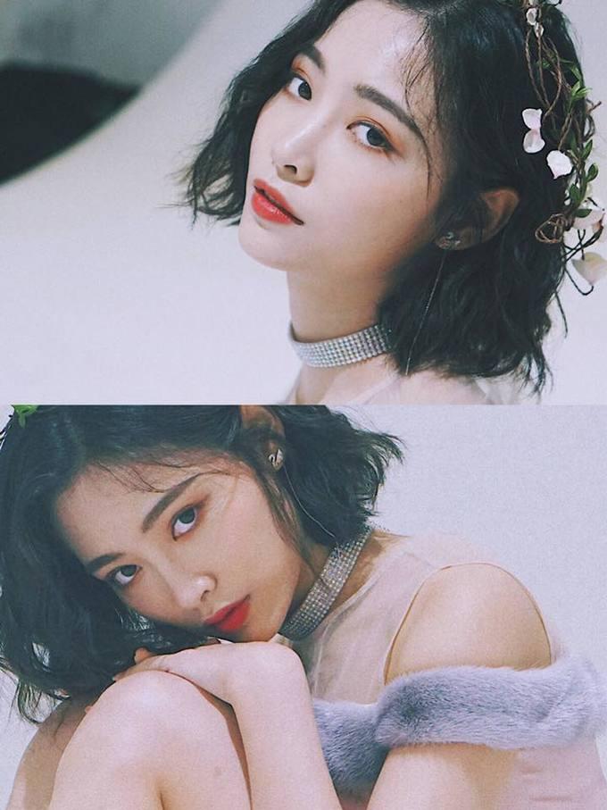 <p> Hứa Giai Kỳ từng sang Hàn để thi tuyển vào SM nhưng bị từ chối ngay từ vòng loại. Netizen từng thắc mắc tại sao SM lại bỏ lỡ một visual xuất sắc như thế này.</p>