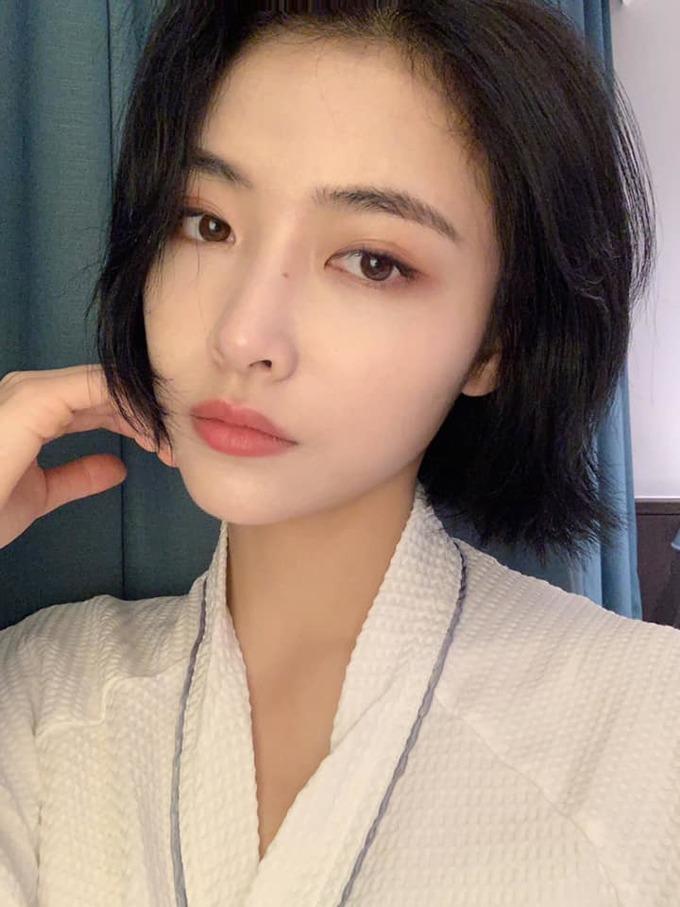 <p> Nhan sắc của Kiki rất được lòng fan Hàn. Cô nàng còn có fansite riêng ở xứ kim chi.</p>