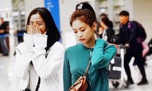 Ji Soo được khen 'thiên thần', Jennie bị chê 'khó ở' khi về nước