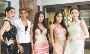 Đại diện Việt Nam đẹp nổi bật giữa dàn thí sinh Hoa hậu Chuyển giới