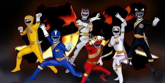 Quay ngược thời gian bạn nhớ gì về 5 anh em siêu nhân Gao? - 9