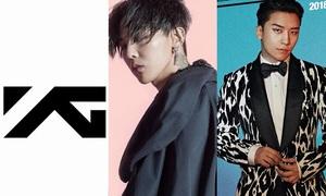 Cổ phiếu YG tuột dốc sau khi G-Dragon, Seung Ri liên tiếp vướng bê bối